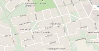 Geldrop, la ciudad holandesa que nombra sus calles con los personajes del Señor de los Anillos