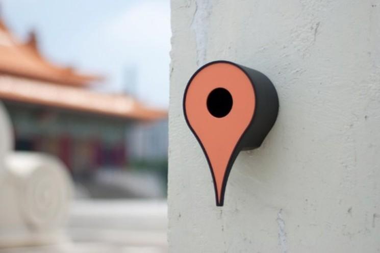 casa pajaros google birdhouse