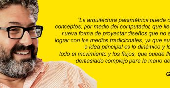 Greg Lynn arquitecto arquitectura parametrica