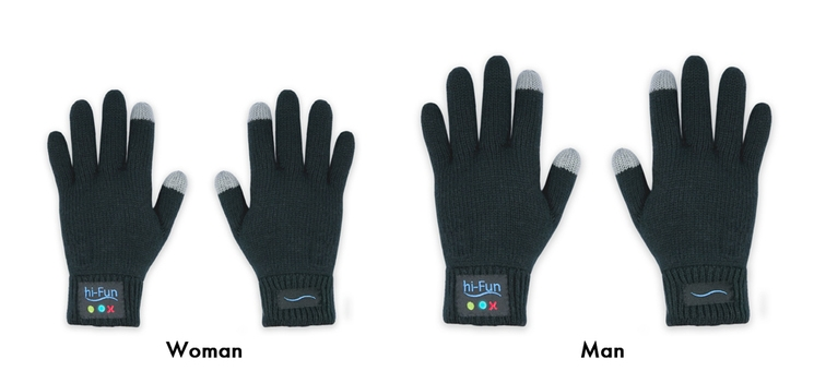 Hi-Call guantes bluetooth