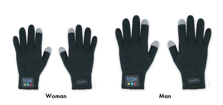 0fe902d98f6 Hi-Call, unos guantes bluetooth para hablar por el móvil