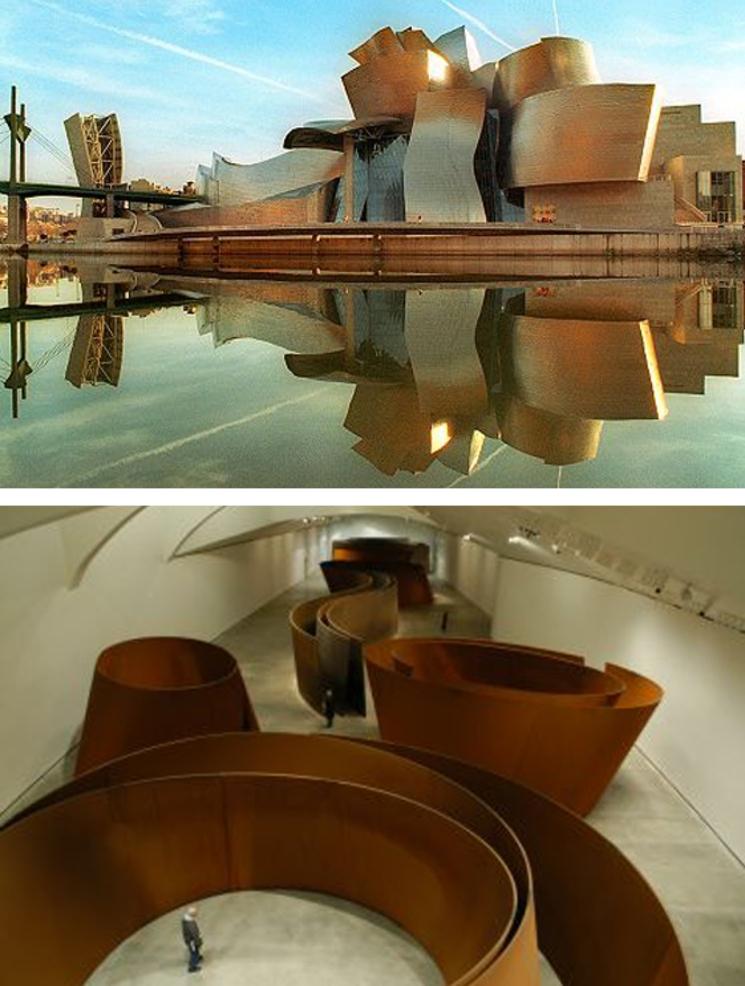 Guggenheim Bilbao – Frank O. Gehry – (1.997)