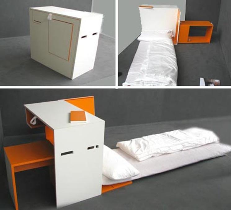 Habitación portátil en una caja – Boxetti