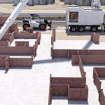 Hadrian X, el robot albañil capaz de colocar 1000 ladrillos por hora