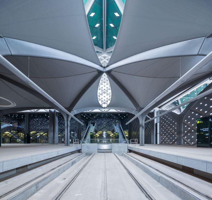 Haramain high speed rail project