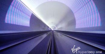 Levitando a 387 Km/hora, nuevo récord del Hyperloop