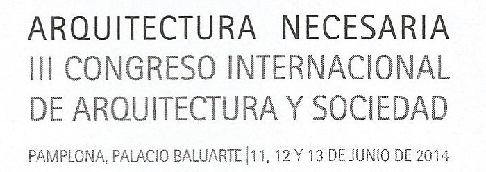III Congreso Internacional de Arquitectura_9
