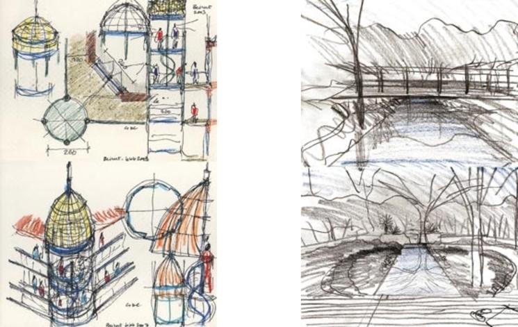 Inspiracion y Proceso en Arquitectura - Moleskine