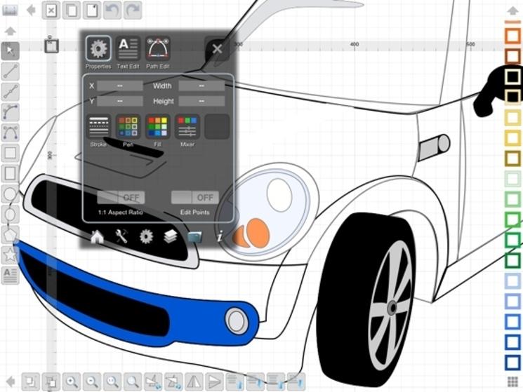 idesign app dibujo