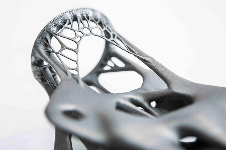 Impresión 3D en acero estructural aplicada en la construcción