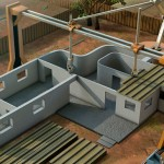 Contour Crafting: Construyendo una casa con una impresora 3D en 20 horas