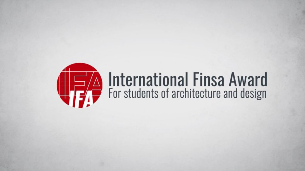 Concurso International Finsa Award para estudiantes de arquitectura