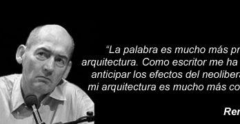 La palabra es mucho más precisa que la arquitectura – Rem Koolhaas