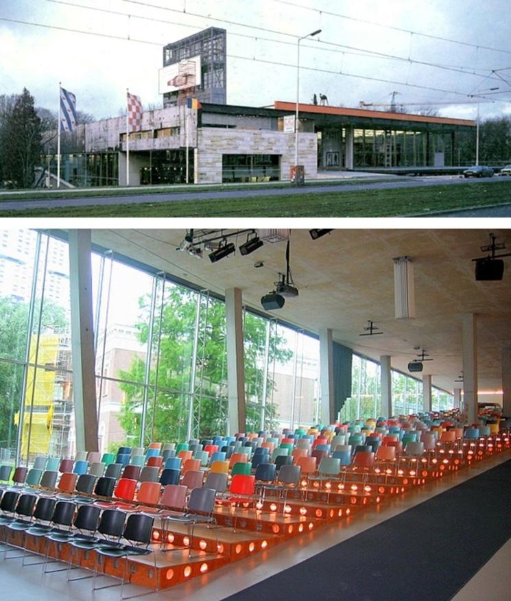 Museo de Arte Kunsthal – Rem Koolhaas – (1.992)