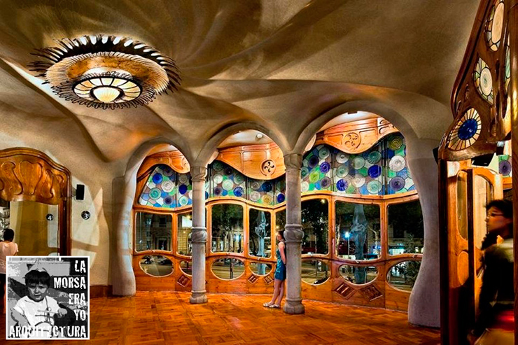 Podcast de arquitectura sobre Antoni Gaudí