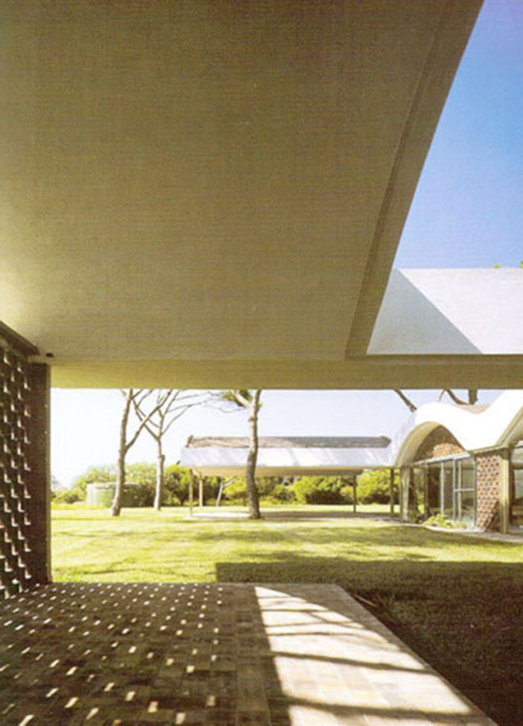 Casa La Ricarda (1949-1963) de Antonio Bonet