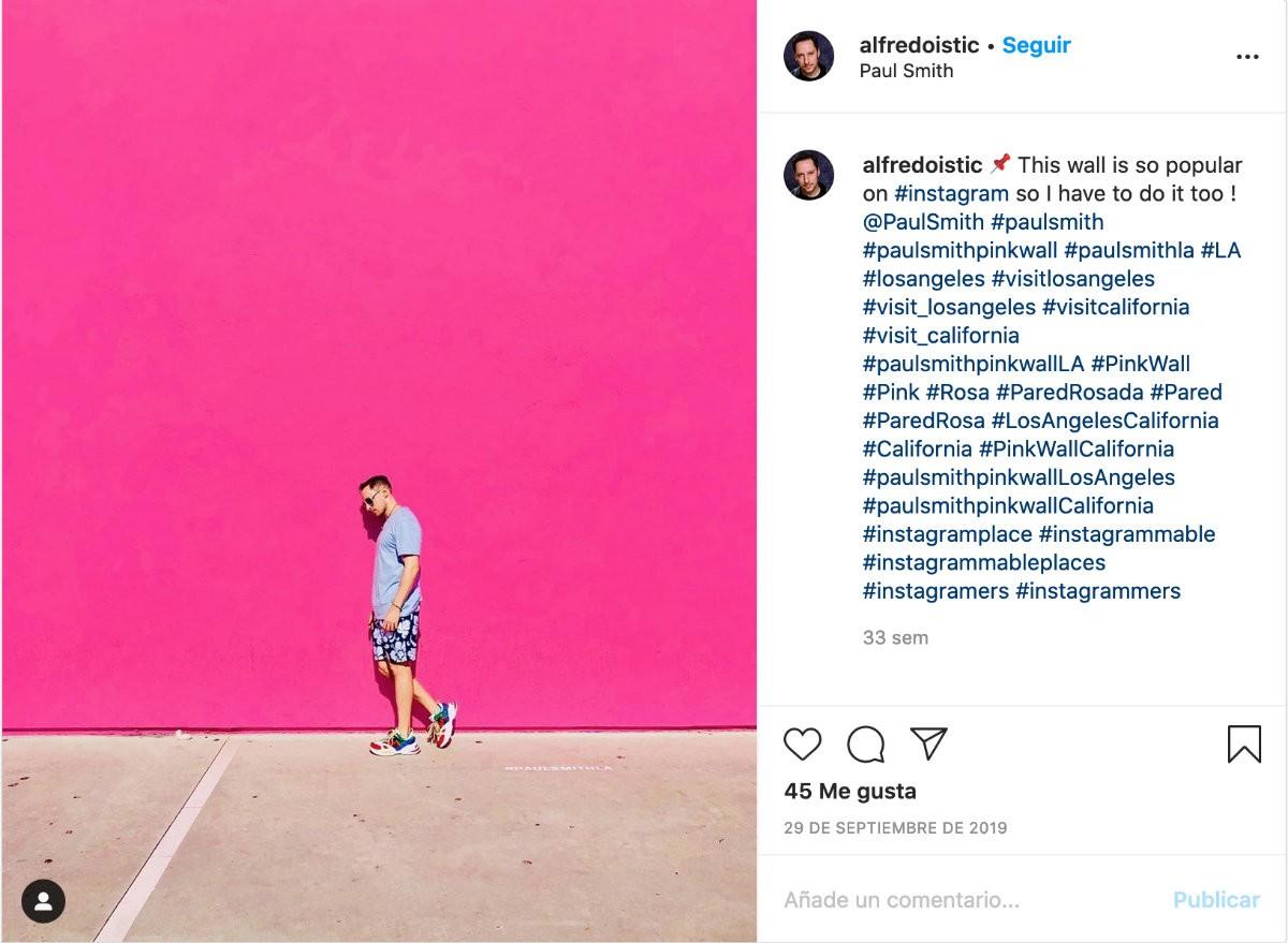 arquitectura de instagram