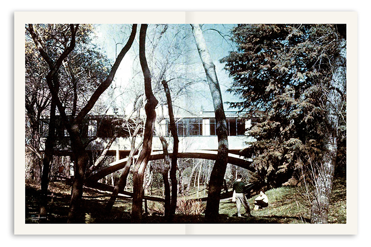 La casa sobre el arroyo amancio williams