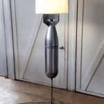 Megaton Lamp, una lámpara que es la bomba