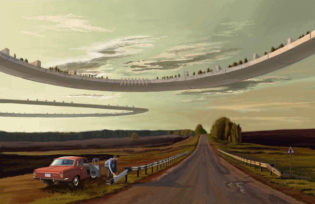 Last Day by Mykhailo Ponomarenko