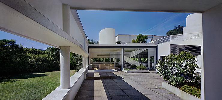 Le Corbusier Villa Savoye Conferencia