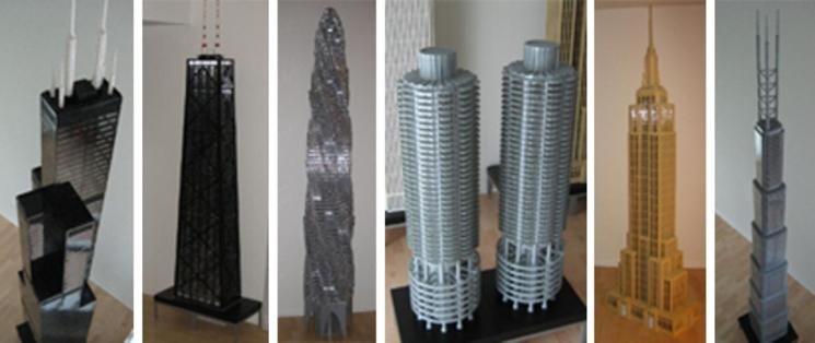 Rascacielos LEGO