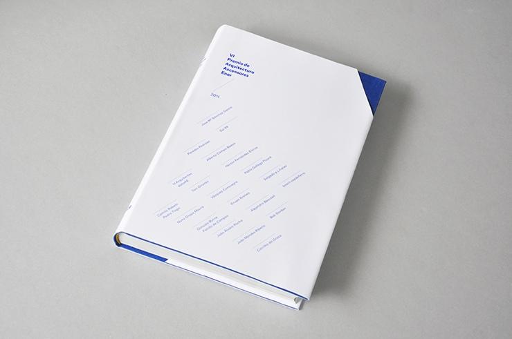 Libro/Catálogo Premios Enor