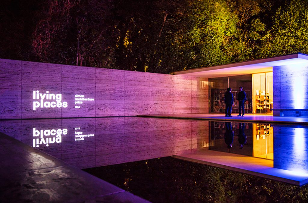 Living places premio simon de arquitectura