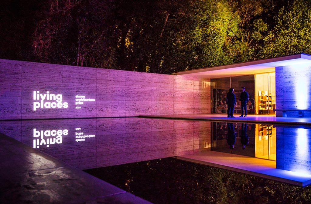 Segunda edición de Living Places Premio Simon de Arquitectura