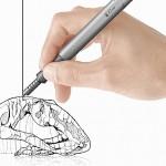 Lix 3D pen – Nuevo bolígrafo para hacer croquis 3D
