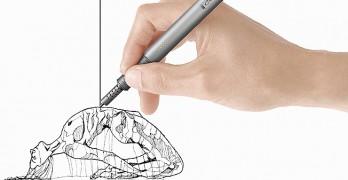 Lix boligrafo 3d pen bocetos