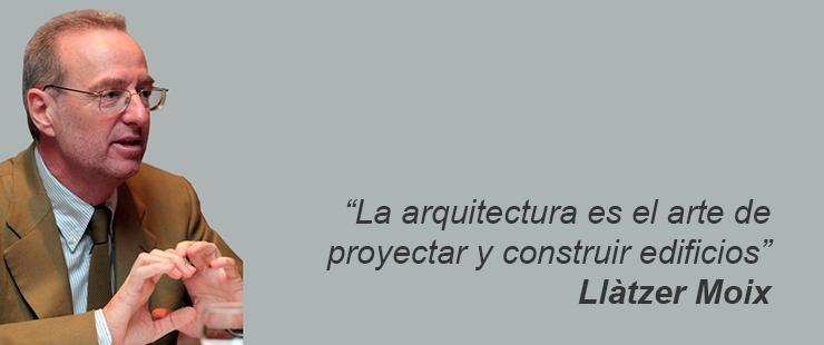 La arquitectura es el arte de proyectar y construir edificios