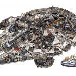Localizaciones y naves de Star Wars ilustradas a todo detalle