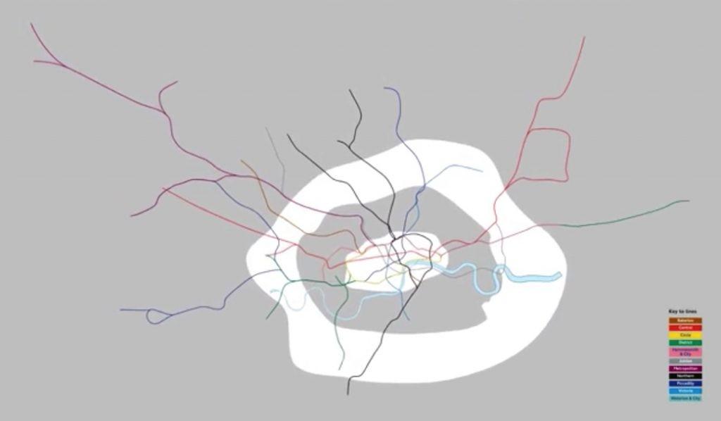 Gifs de mapas de metro adaptados a su realidad geográfica