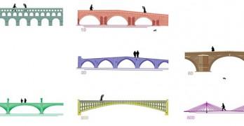 Los puentes de los billetes de euro