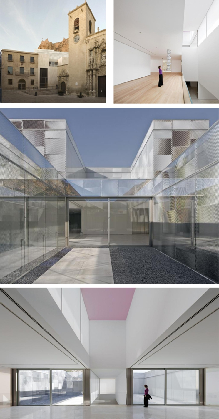 MACA - Museo Arte Contemporaneo Alicante - Sancho - Madridejos- (2.010)