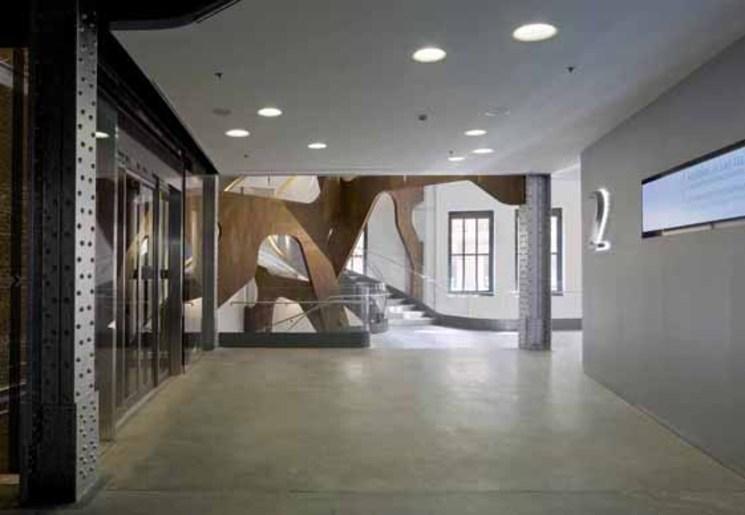 Espacio Fundación Telefónica por Quanto Arquitectura + Moneo Brock Studio