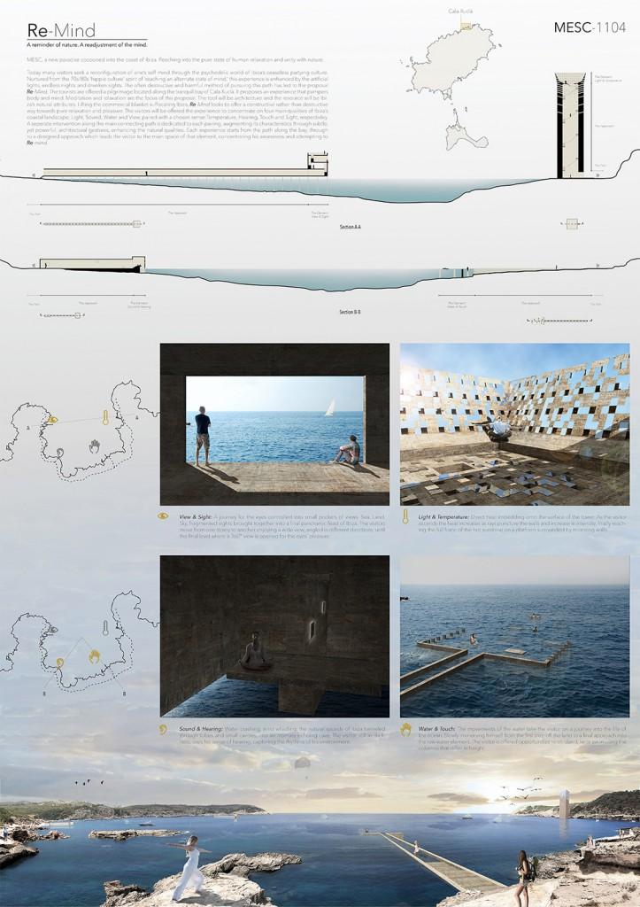 Fallo del concurso Mediterranean Sea Club (MESC) Ibiza