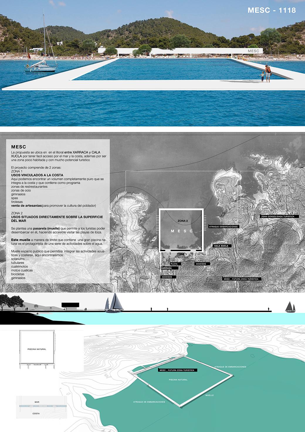 MESC 1118 Mediterranean Sea Club Mención Honorífica