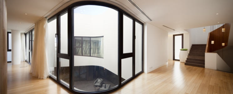 MOP house de AGi architects