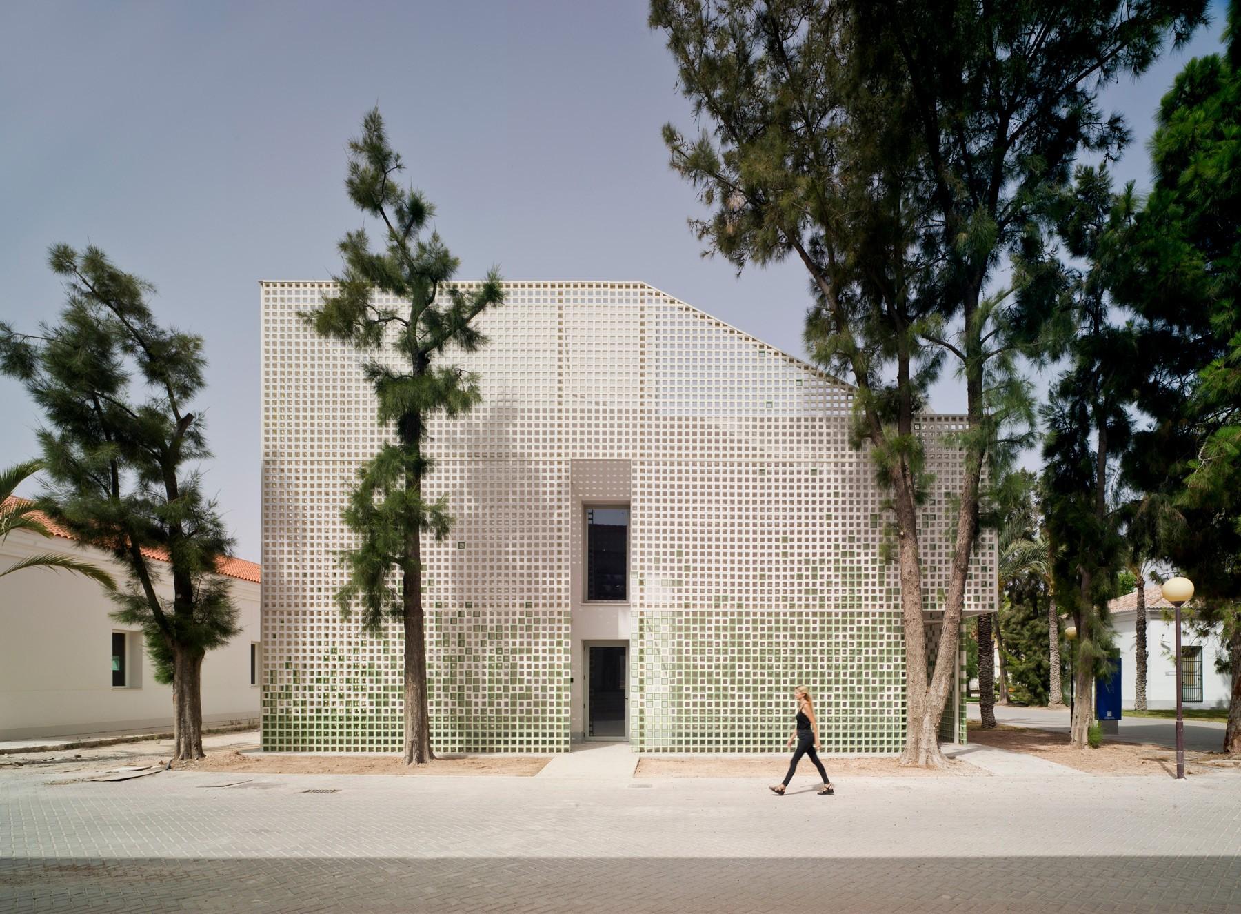 Museo de las colecciones naturales del despacho Cors Asociados Arquitectos