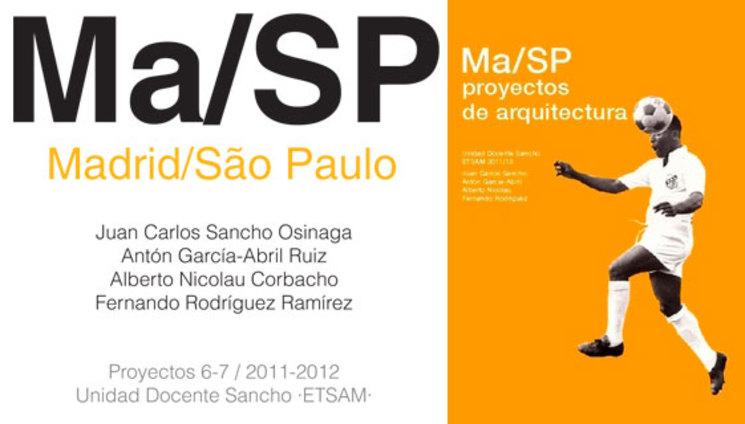 Ma/SP Proyectos de arquitectura – Unidad Docente Juan Carlos Sancho