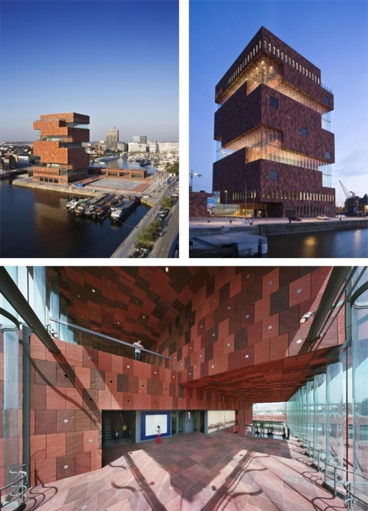 MAS - Museo Aan de Stroom - Neutelings Riedijk Architecten - (2.010)