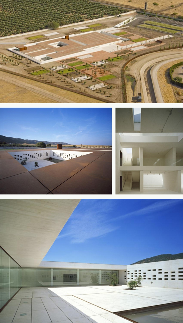 Museo Madinat Alzahra - Nieto-Sobejano - (2.008)