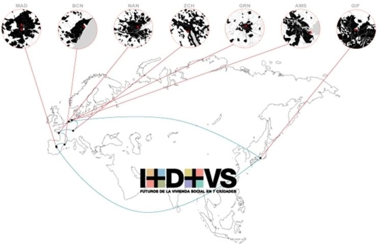 Mapa I+D+VS