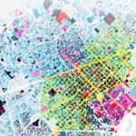 Mapa interactivo historia barcelona