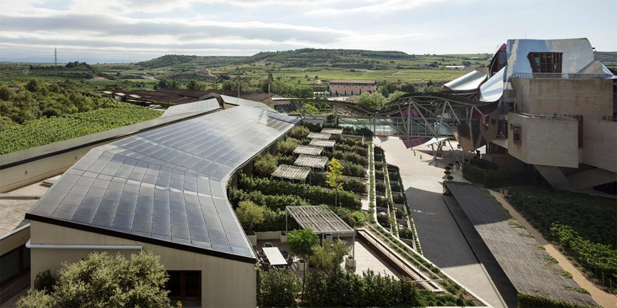 Bodegas Marqués de Riscal Frank Gehry
