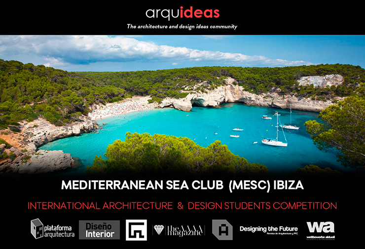 Concurso Mediterranean Club Sea Ibiza – Arquideas