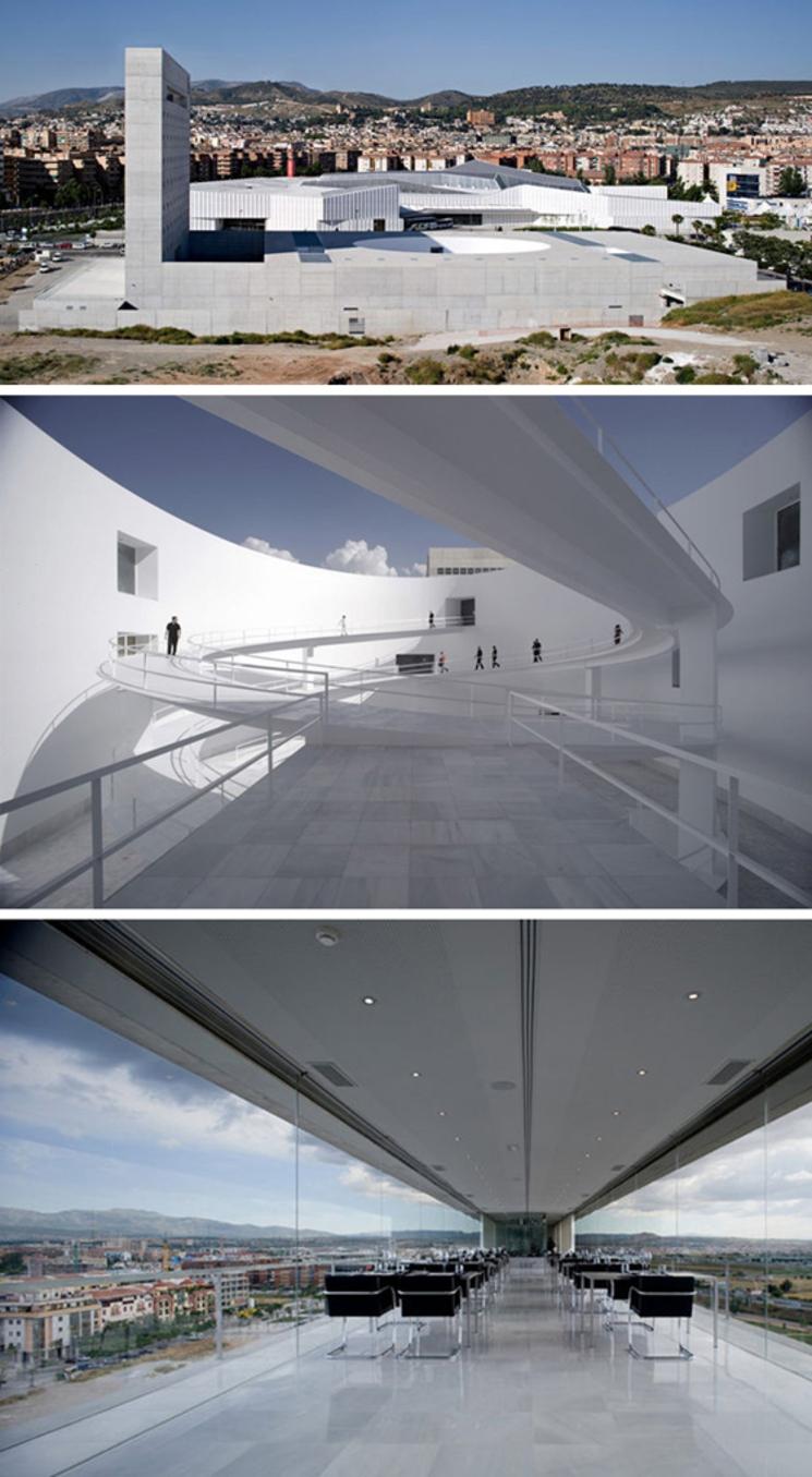 Museo de la Memoria de Andalucía - Alberto Campo Baeza - (2.009)