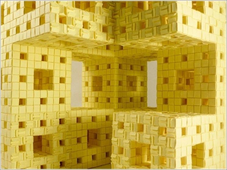 esponja Menger
